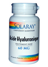 Acide Hyaluronique - 60 mg - SOLARAY