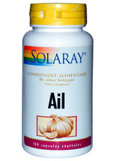 Ail - 600 mg - SOLARAY
