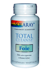 Total Cleanse Foie -SOLARAY