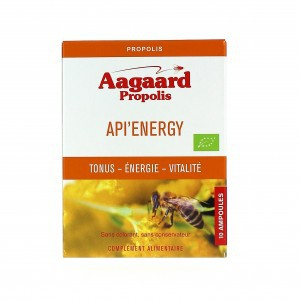 Api'Energy - 10 ampoules - AAGAARD
