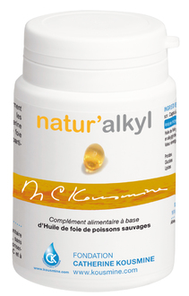 Natur'alkyl - 90 capsules  -NUTERGIA