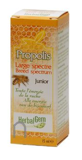 Propolis Large Spectre Junior - 15ml -HERBALGEM